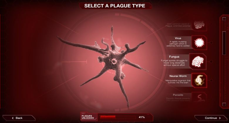 The Plague inc evolved