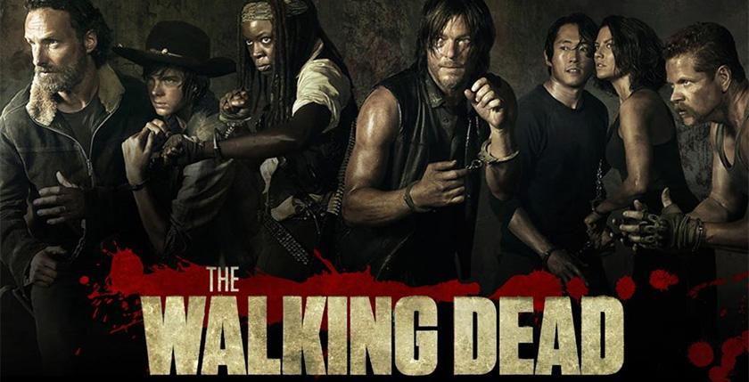 the walking dead 7 season