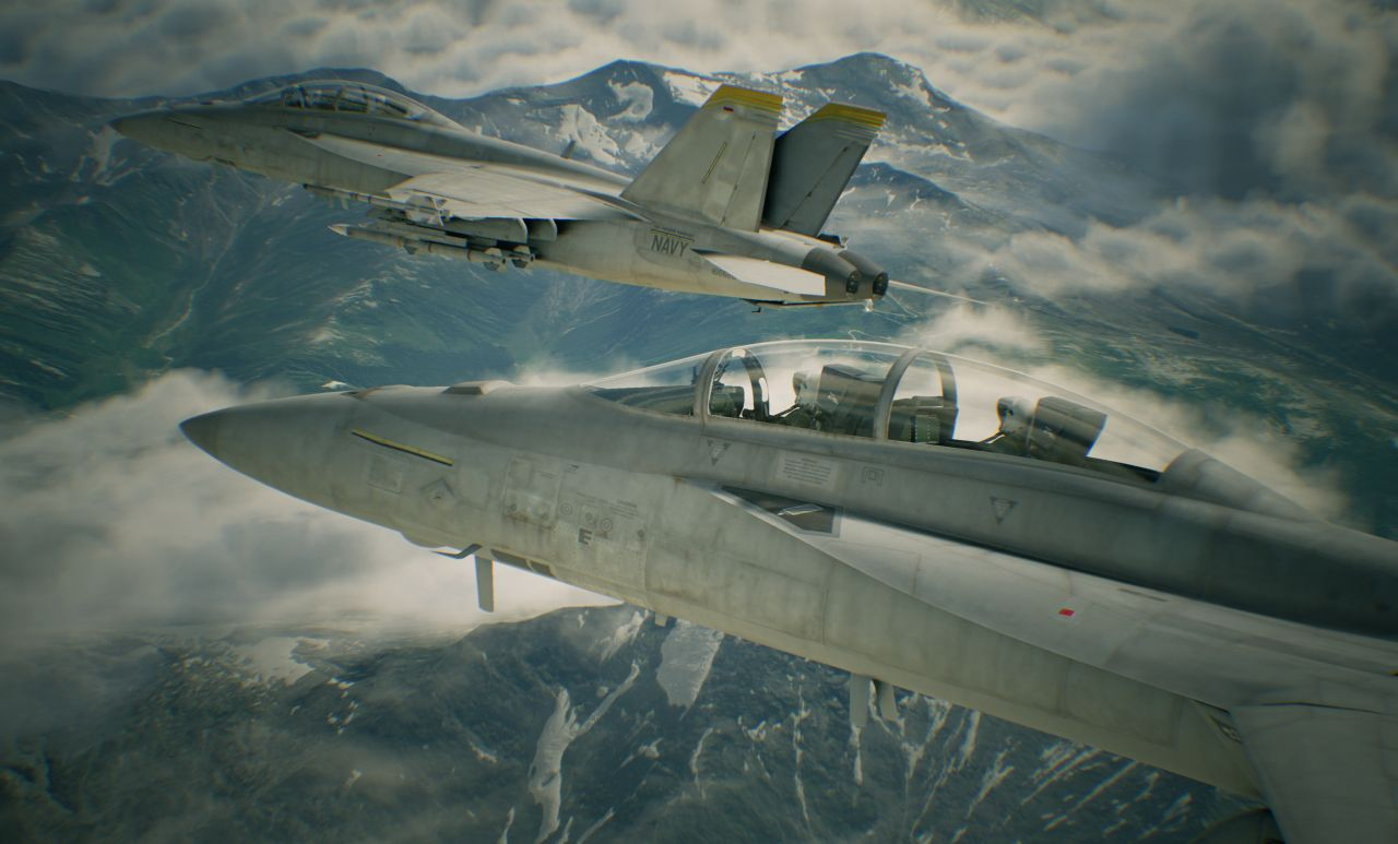 ace combat 7 screenshot 2