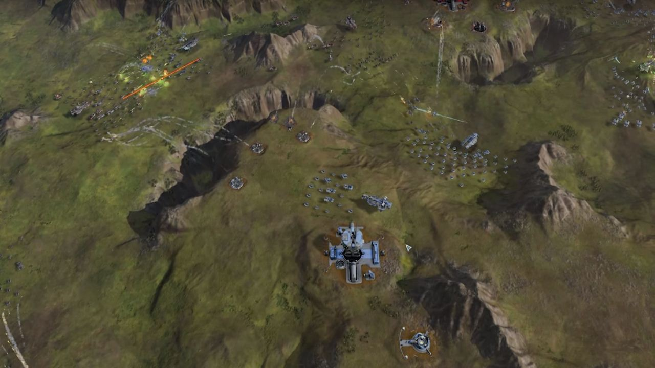 ashes of the singularity screenshot 1