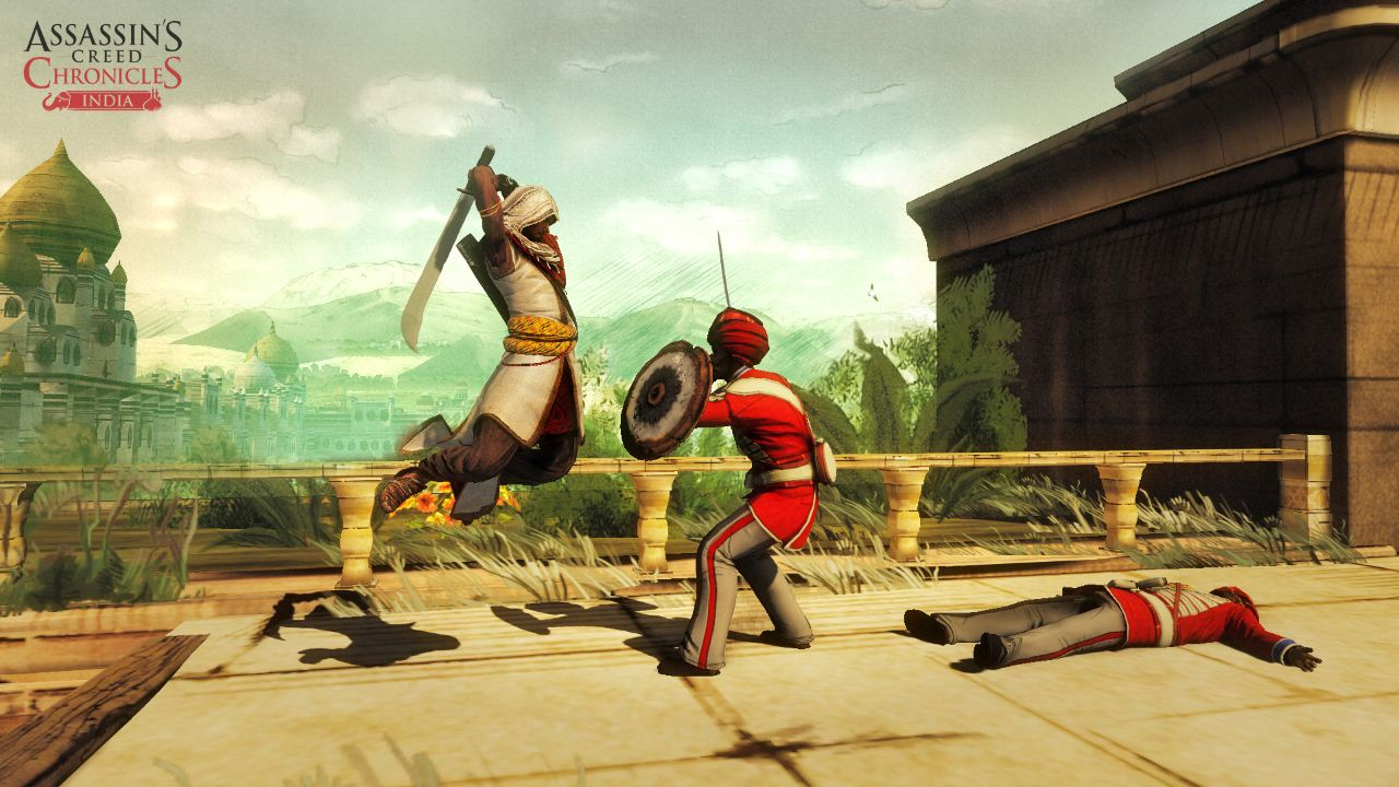 Assassin's Creed Chronicles screenshot 1