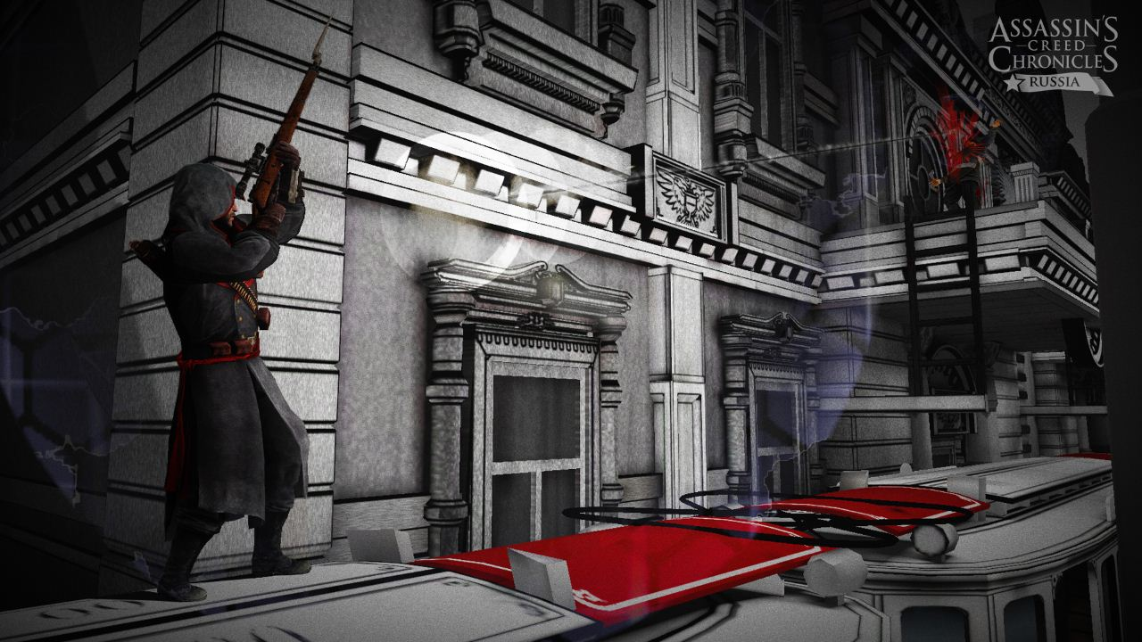 Assassin's Creed Chronicles screenshot 2
