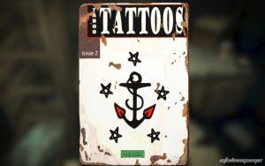 Татуировка «Якорь»