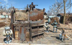 Охрана поселения