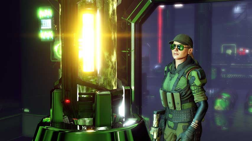 XCOM 2 screenshot 1
