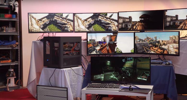 7 gamers 1 cpu