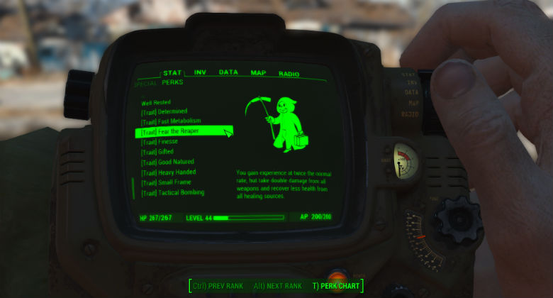 Fallout 3 Моды На Перки Каждый Уровень