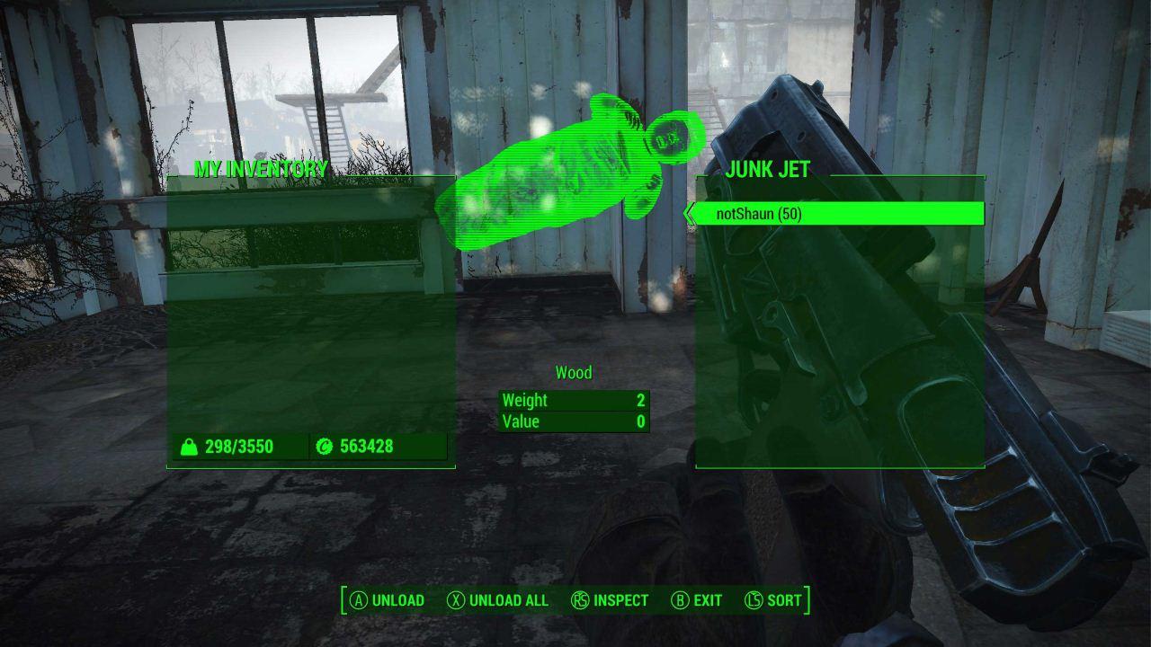 fallout 4 notshaun mod screenshot 1