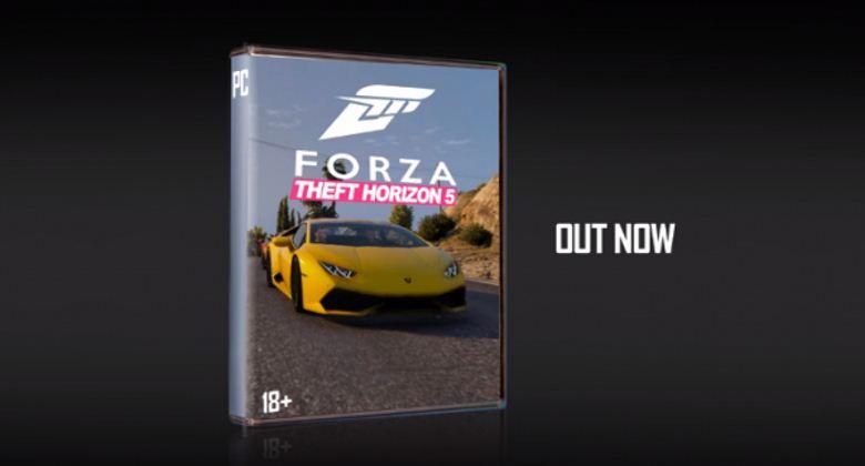 Forza theft horizon