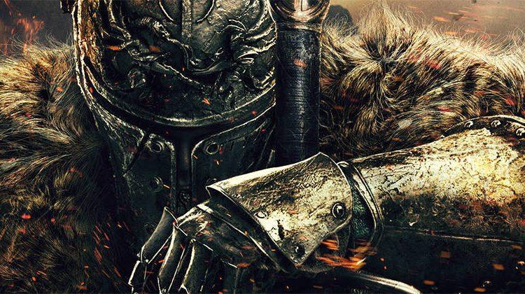 Рыцарь Dark souls 3