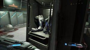 Doom ботинки Дельта-V