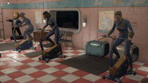 fallout 4 DLC vault tec workshop задание провести серию экспериментов