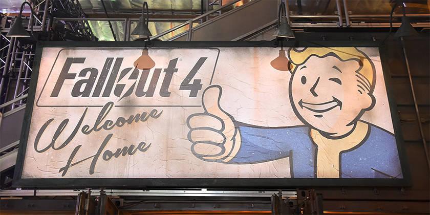 Fallout 4 - добро пожаловать домой