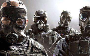 Команда Rainbow Six