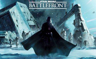 Star Wars Battlefront Dart Waider
