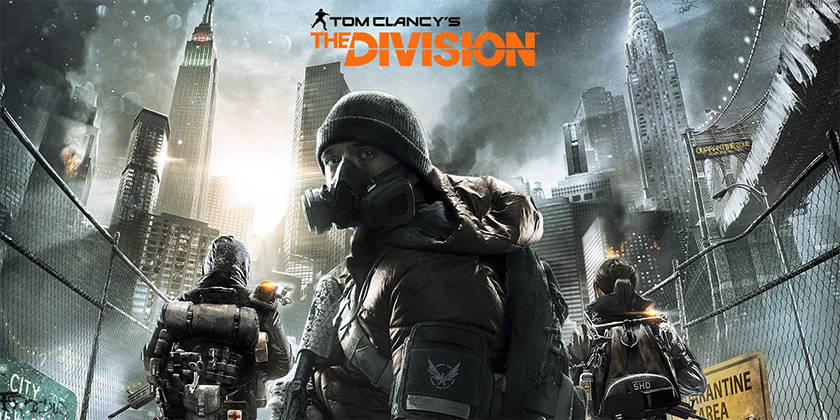 Тизер The Division