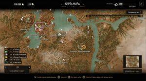 поместье Трастамара на карте