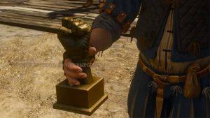 Кровь и Вино трофей за победу в кулачных боях