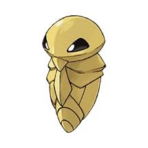 014 Pokemon Kakuna
