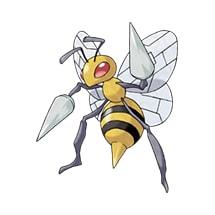 015 Pokemon Beedrill