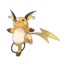 026 Pokemon Raichu