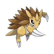 028 Pokemon Sandslash