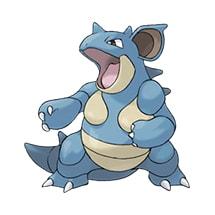 031 Pokemon Nidoqueen