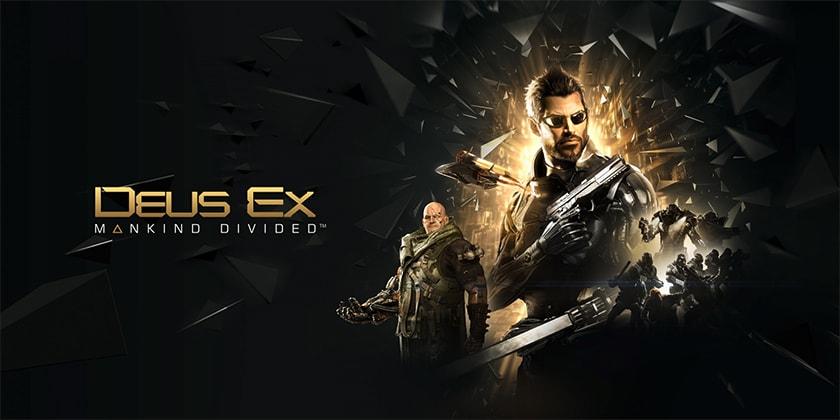 Deus Ex Mankind Divide