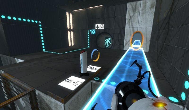 """Видеоигра """"Portal"""" стала огромным хитом"""