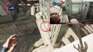"""Dishonored 2 Расположение амулета 5 в """"На краю света"""""""