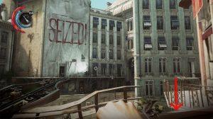 """Dishonored 2 Расположение амулета 3 в """"На краю света"""""""