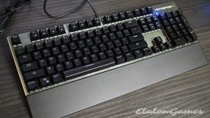 Внешний вид клавиатуры Motospeed CK108