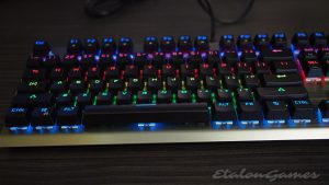 Подсветка клавиш эффектом Snow Winter Jasmine - фото 3