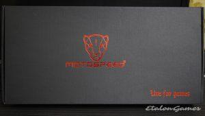 Внутренняя упаковки клавиатуры Motospeed CK108