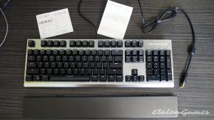 Комплектация клавиатуры Motospeed CK108