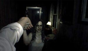 Resident Evil 7: Biohazard первая встреча с Мией