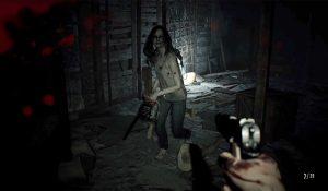 Resident Evil 7: Biohazard вторая встреча с Мией