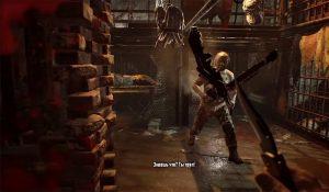Resident Evil 7: Biohazard вторая встреча с Джеком