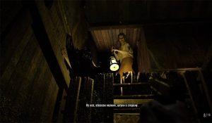 Resident Evil 7: Biohazard первая встреча с Маргаритой