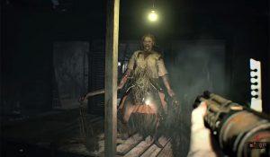 Resident Evil 7: Biohazard вторая встреча с Маргаритой