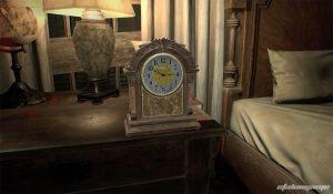 В главном Доме 3 Этаж, Главная спальня - Вы найдёте часы