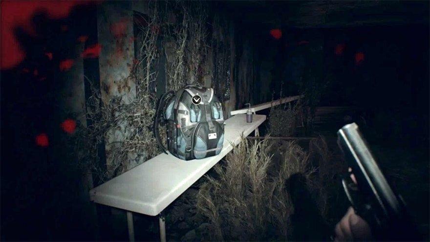 Рюкзаки - это специальные редкие предметы