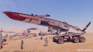Mass Effect Andromeda скриншот 4