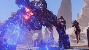 Mass Effect Andromeda скриншот 7
