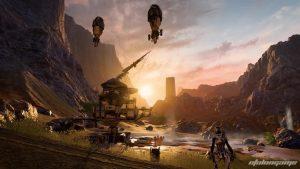 Mass Effect Andromeda скриншот 8