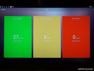 Результат AnTuTu Video Tester 3.0