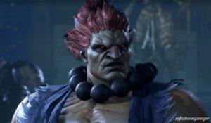 Акума из серии Street Fighter