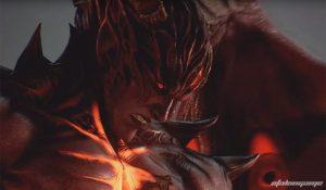 Кадзуя превращается в Дьявола