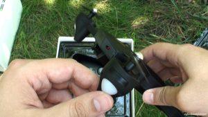 Заглушка для защиты лопастей VISUO XS809HW
