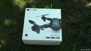 Коробка VISUO XS809HW - лицевая сторона
